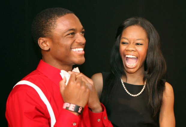 Gabby Douglas: I have people to - 44.2KB