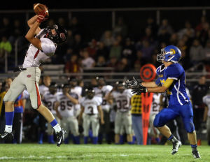 Lowell, James steamroll Highland