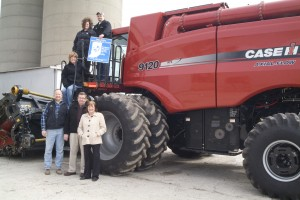 LaPorte County farm family honored for 115 years heritage