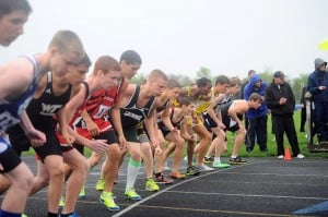 Hanover in position to win another PCC boys track title in farewell meet