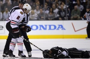 Blackhawks must return to the 'Chicago' way in Games 1 and 2