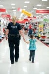 Valparaiso police help kids with back-to-school shopping