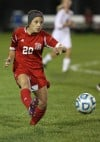 Crown Point and Valparaiso meet for girls soccer