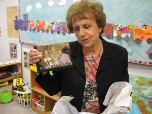 At 88, woman ends her role at day care center