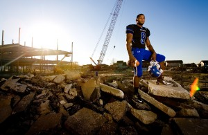 L.C.'s Robinson Times Defensive Player of the Year