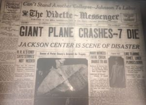 Remembering 1933 sabotaged United flight