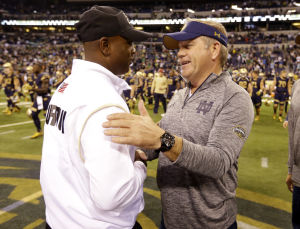 Big Ten/Notre Dame Notes: Northwestern's Fitzgerald says 'chill out'