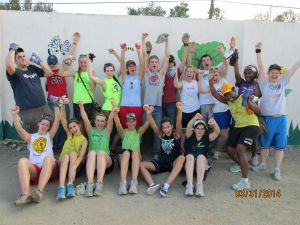 Illiana Christian students spend spring break on mission trip