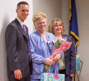 Top nurses recognized at Community Hospital