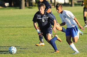 Boone Grove, Bishop Noll boys soccer match suspended due to darkness