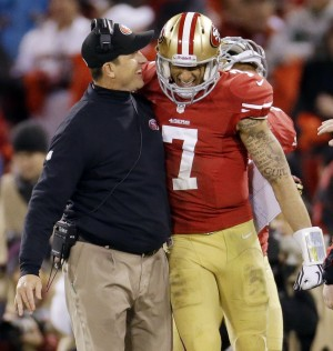 AL HAMNIK: Jim Harbaugh doing what comes naturally -- building winners