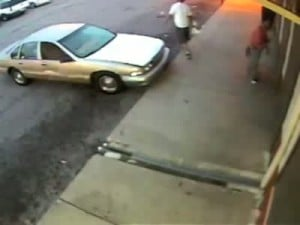 Surveillance video shows missing Gary man