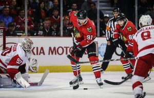 Blackhawks hoping Richards can anchor 2nd line