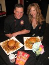 Chef Joe Arvin and Wife Sarah
