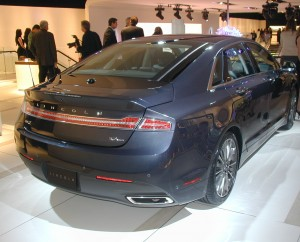 Hybrid-electric vehicles power up