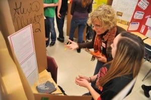Willowcreek Middle School Science Fair