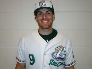 RailCats lose game, then first baseman