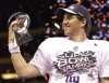 Super Bowl Football, Eli Manning