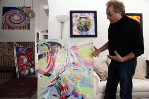 Gallery: The Artist and his Inspiration