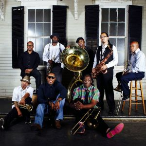 GSU Foundation presents Rebrith Brass Band to raise scholarship funds