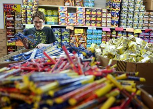 Fireworks sales explode a year after drought
