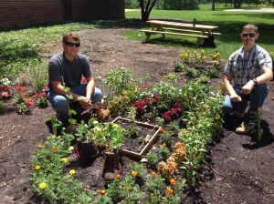 Purdue Cal students win for best garden