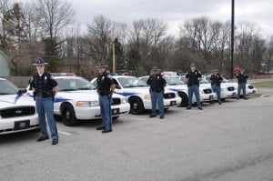 Six new troopers patrolling Lowell District