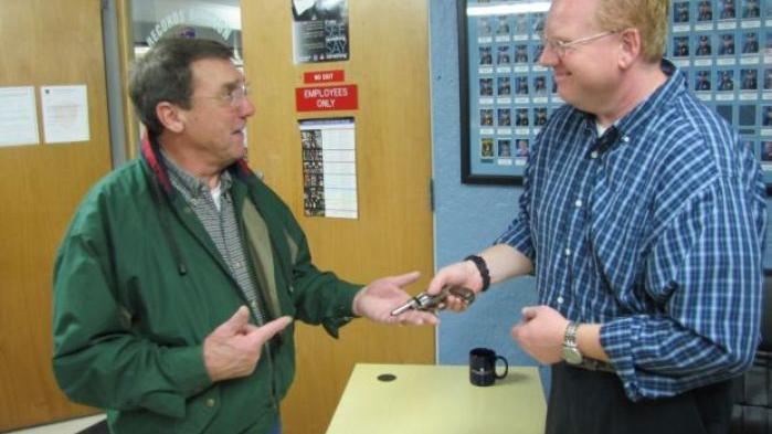 Michigan city police buy back weapons michigan city news for Laporte city police
