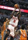 AL HAMNIK: Bulls' Deng is the 'complete' package this season