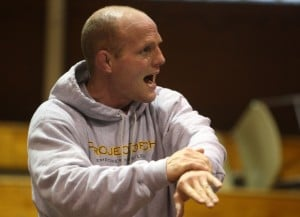 Kading excited to lead Mount Carmel's wrestling program