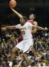 Mbakwe, Williams lift Minnesota over Indiana men's basketball team