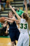 Bishop Noll senior guard Colleen Kearney