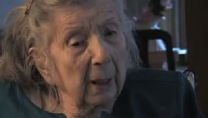 VIDEO: Doreen Usselman, 101 years old