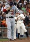 Giants lead Cardinals 5-1 in Game 6 of NLCS