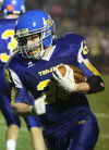 Highland chews up Griffith to end scoring drought