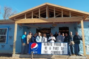 Building hope with homes 