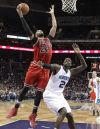 Hornets dominate Bulls, 108-91