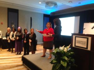 Utility company summit focuses on leadership roles of women