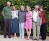 """Dark Shadows"" Cast Reunion in 2012"