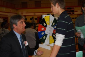 Crossroads brings reality store to to Taft and Wheeler students