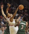 Boozer helps Bulls dominate Bucks