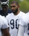 Julius Peppers, Bears defensive end