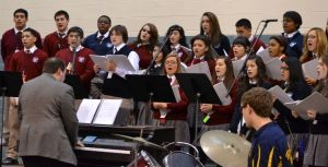 BNI band, choir make joyful noise