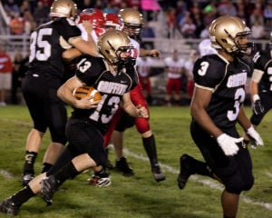 Gallery: Kankakee Valley at Griffith football game
