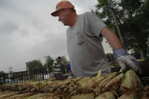 Schererville serves up an earful at annual corn roast