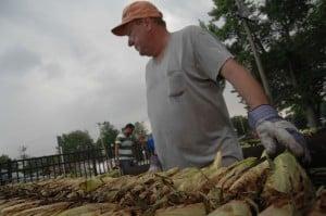 Schererville serves up an earful at annual corn roast