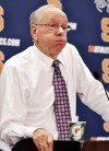 AL HAMNIK: Jim Boeheim doing the Syracuse shuffle