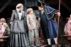 Stealing the Show: Stage veterans paired with 11-year-old for Drury Lane's 'Oliver!'