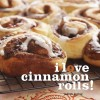 Author sings the praises of cinnamon rolls