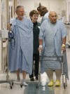 Out of bed! Hospitals aim to keep elderly strong